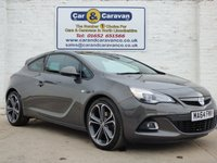2014 VAUXHALL ASTRA 2.0 GTC LIMITED EDITION CDTI S/S £9988.00