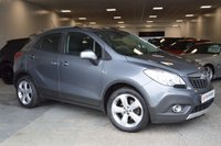 USED 2013 13 VAUXHALL MOKKA 1.7 EXCLUSIV CDTI S/S 5d 128 BHP  ONLY 1 OWNER OWNER
