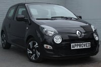 USED 2012 62 RENAULT TWINGO 1.1 DYNAMIQUE 3d 75 BHP LOW INSURANCE + LOW TAX