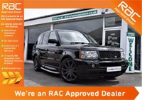 USED 2009 59 LAND ROVER RANGE ROVER SPORT 2.7 TD V6 HSE 5dr HSE+B/TOOTH PHONE+F&R PDC