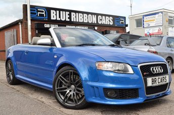 2006 AUDI RS4 CABRIOLET