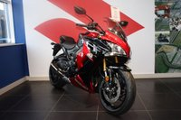 USED 2017 17 SUZUKI GSX-S1000 F Candy Daring Red / Glass Sparkle Black Brand New***