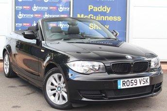 2009 BMW 1 SERIES 2.0 118I ES 2d 141 BHP £6995.00