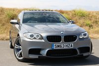 USED 2013 63 BMW 5 SERIES 4.4 M5 560 BHP