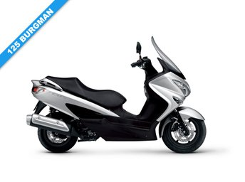 View our SUZUKI UH 125 BURGMAN