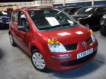 View our RENAULT MODUS