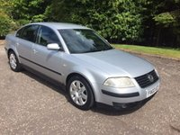 USED 2002 02 VOLKSWAGEN PASSAT 1.9 SPORT TDI 4d 109 BHP +PX PRICED TO CLEAR+