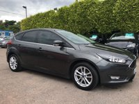 USED 2014 64 FORD FOCUS 1.0 ZETEC 5d  LATEST SHAPE  NO DEPOSIT  PCP/HP FINANCE ARRANGED, APPLY HERE NOW