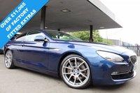 USED 2012 62 BMW 6 SERIES 3.0 640D SE 2d AUTO 309 BHP