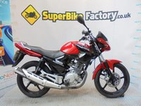 USED 2014 64 YAMAHA YBR 125 14 BHP GOOD & BAD CREDIT ACCEPTED, OVER 500+ BIKES