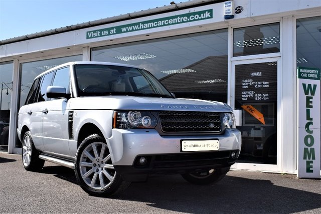 View our LAND ROVER RANGE ROVER VOGUE