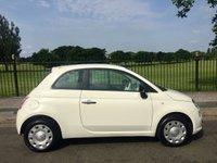 2013 FIAT 500 1.2 POP 3d 69 BHP £5495.00