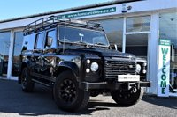 USED 2012 12 LAND ROVER DEFENDER 110 2.2 D XS Utility Station Wagon DPF 5dr BIG-SPEC+1 OWNER+AIR-CON