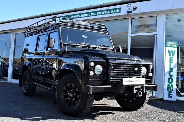 2012 12 LAND ROVER DEFENDER 110 2.2 D XS Utility Station Wagon DPF 5dr