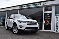 USED 2015 15 LAND ROVER DISCOVERY SPORT 2.2 SD4 HSE Luxury Station Wagon 4x4 5dr FLRSH+LOW MILES+7-SEATER