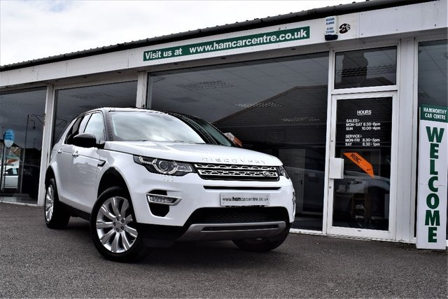 2015 15 LAND ROVER DISCOVERY SPORT 2.2 SD4 HSE Luxury Station Wagon 4x4 5dr