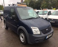 2011 FORD TRANSIT CONNECT}