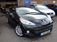 2011 PEUGEOT 207 1.6 HDI CC GT 2d 112 BHP £5280.00