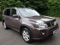 USED 2009 59 NISSAN X-TRAIL 2.0 ACENTA DCI 5d 171 BHP