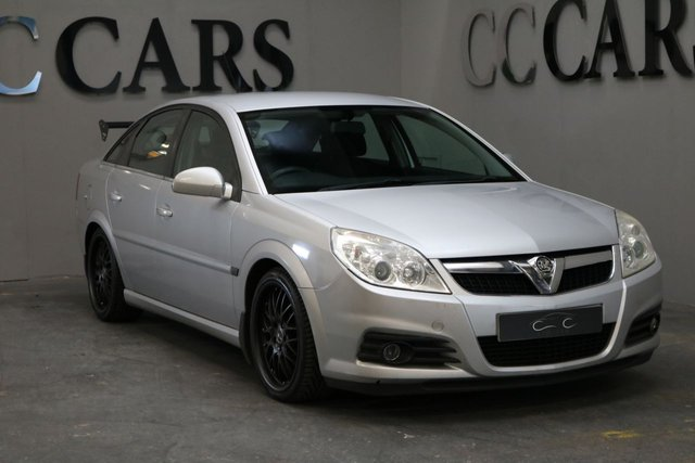 View our VAUXHALL VECTRA