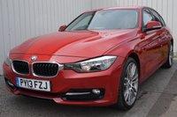2013 BMW 3 SERIES 2.0 320D XDRIVE SPORT 4d AUTO 181 BHP £11995.00