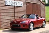 2007 MAZDA MX-5 2.0 SPORT 2d 160 BHP £6500.00
