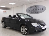 USED 2008 08 VOLKSWAGEN EOS 2.0 SPORT TDI DSG 2d AUTO 138 BHP Great Looking Car With Full History & 12 Months MOT & Pan Roof
