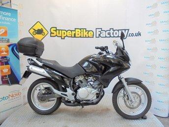 2008 HONDA XL125 VARADERO V-8 £2891.00