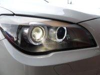 USED 2011 61 BMW 7 SERIES 3.0 730D SE 4d AUTO 242 BHP ** DVD * SAT NAV * 20 INCH ALLOY WHEELS **