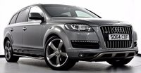 USED 2014 64 AUDI Q7 3.0 TDI S Line Style Edition Tiptronic Quattro 5dr [8] Tech Pack, Exterior Styling Pk