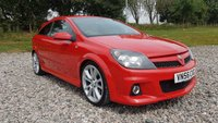 USED 2006 56 VAUXHALL ASTRA 2.0 VXR 3d 240 BHP