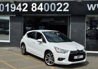 USED 2013 62 CITROEN DS4 1.6 DSTYLE 5d 118 BHP