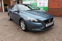 2013 VOLVO V40 1.6 D2 ES 5d 113 BHP £7499.00