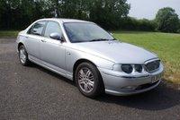 2004 ROVER 75 2.0 CLUB SE CDT 4d AUTO 114 BHP £SOLD