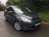 2013 FORD C-MAX 1.6 TITANIUM TDCI 5d 114 BHP PLEASE CALL TO VIEW £6450.00