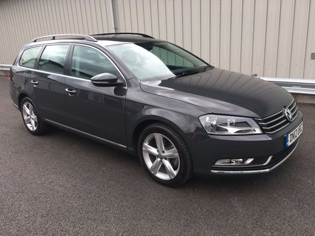 2012 12 VOLKSWAGEN PASSAT 2.0 SE TDI BLUEMOTION TECHNOLOGY 139 BHP ESTATE