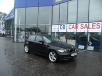 USED 2008 08 BMW 1 SERIES 2.0 120D SE 5d AUTO 175 BHP £0 DEPOSIT, LOW RATE FINANCE ANYONE, DRIVE AWAY TODAY!!