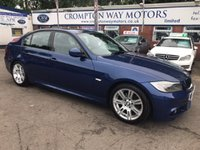 USED 2010 60 BMW 3 SERIES 2.0 318D M SPORT 4d AUTO 141 BHP 0% FINANCE AVAILABLE PLEASE CALL 01204 317705