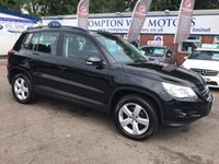 USED 2010 10 VOLKSWAGEN TIGUAN 2.0 ESCAPE TDI 5d 138 BHP 0% FINANCE AVAILABLE PLEASE CALL 01204 317705