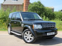 USED 2010 LAND ROVER DISCOVERY 3.0 4 TDV6 GS 5d AUTO 245 BHP GREAT SPECIFICATION, GREAT PRICE