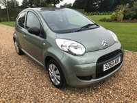 USED 2011 60 CITROEN C1 1.0 VTR 5d 68 BHP AIR-CONDITIONING