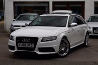 USED 2010 60 AUDI S4 AVANT 3.0 TFSI 330ps V6 Supercharged S-Tronic Quattro 4WD Automatic ** HUGE SPEC MUSE SEE **