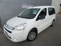 2011 CITROEN BERLINGO 1.6 MULTISPACE VTR HDI 5d 74 BHP TWIN DOORS AIR CON £5495.00
