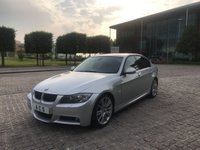 2006 BMW 3 SERIES 3.0 330D M SPORT 4d AUTO 228 BHP £5495.00