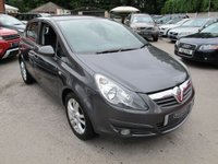 USED 2011 60 VAUXHALL CORSA 1.2 SXI A/C 5d 83 BHP ideal first car or economical runabout