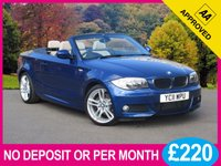 USED 2011 11 BMW 1 SERIES 2.0 118D M SPORT 2dr AUTO 141 BHP FULL BMW SERVICE HISTORY