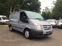 USED 2011 61 FORD TRANSIT 2.2 TDCi 260 S Trend Low Roof Panel Van (EU5, SWB) Air Con, Electric Pack, Trend