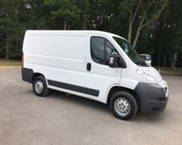 USED 2012 62 PEUGEOT BOXER 2.2 HDi 330 L1 H1 Professional Air Con, Electric Pack