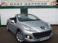 2010 PEUGEOT 207 1.6 CC GT 2d 120 BHP £3990.00