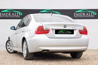USED 2005 55 BMW 3 SERIES 2.0 320D SE 4d 161 BHP **£0 DEPOSIT FINANCE AVAILABLE**SECURE WITH A £99 FULLY REFUNDABLE DEPOSIT** FULL CREAM LEATHER, HEATED FRONT SEATS, BMW BUSINESS CD, PRIVACY GLASS, AIR CON, ELECTRIC WINDOWS, FULL MOT, FRESH SERVICE